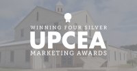 Winning Four Silver UPCEA Marketing Awards