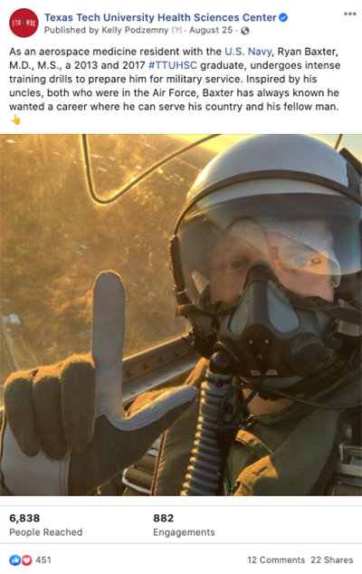 TTUHSC Aerospace Medicine Resident